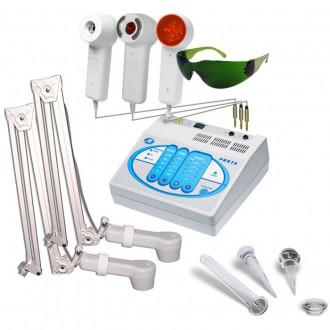 Аппарат магнито-инфракрасный лазерный терапевтический Рикта 04/4 Профессиональный в