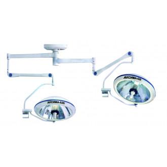 Хирургический потолочный светильник Аксима-520/ 520 в
