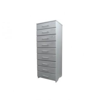 Архивный шкаф для предметных стекол (блоков) в