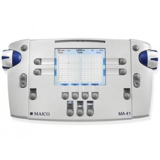 Переносной автономный аудиометр МА 41 в