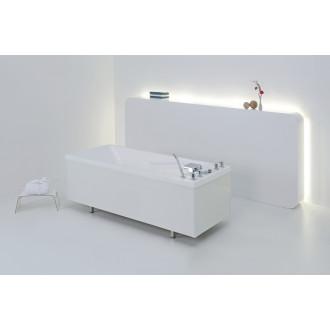 Медицинская гидромассажная ванна LUXURY Модель 1.5-1F вихревая в