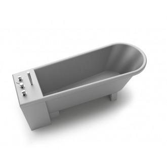 Ванна гидромассажная Delta 10 Balneo со встроенной панелью в