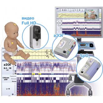 Монитор церебральных функций Энцефалан-ЦФМ в