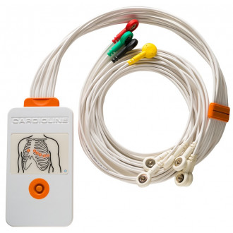 Компьютерный электрокардиограф Clickecg-hd в