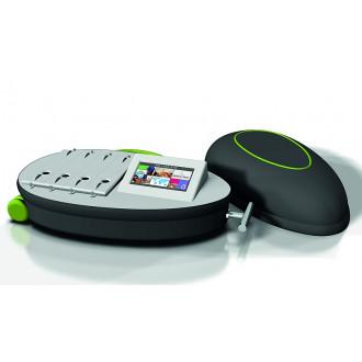 Комбинированный портативный физиотерапевтический аппарат Combimed 2100 в