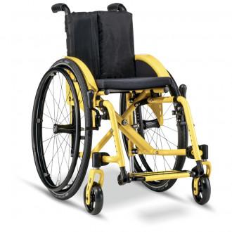 Детское кресло-коляска активного типа Berollka Junior2 Slt в