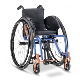 Детское кресло-коляска активного типа Berollka Slash в