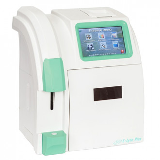 Анализатор электролитов E-Lyte Plus в