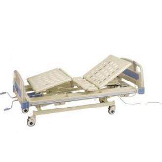 Кровать с комбинированной системой приводов 4 - секционная в