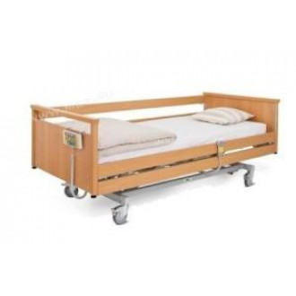 Кровать медицинская функциональная с принадлежностями в