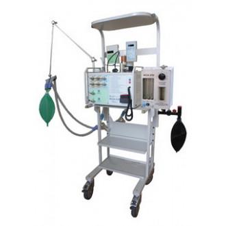 Аппарат ИВЛ  с наркозной приставкой ФАЗА-5-01 в