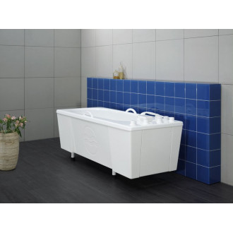 Бальнеологическая ванна Unbescheiden, модель 1.4-2 S/LK в
