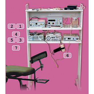 Стойка медицинская приборная (гинекологическая) в