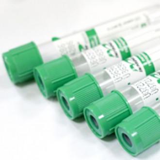 Вакуумные пробирки Improvacuter с гепарином в