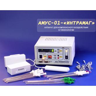"""Аппарат магнитотерапии АМУС-01-""""ИНТРАМАГ"""" (""""женский вариант"""") для комплексного воздействия в гинекологии в"""