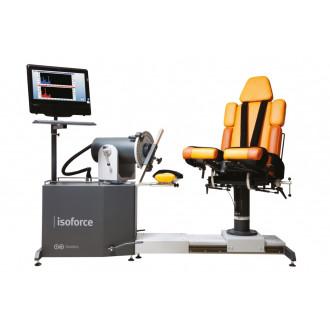 Изокинетический аппарат ISOFORCE для тестирования и реабилитации в