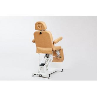 Косметологическое кресло SD-3705 Светло-коричневое в
