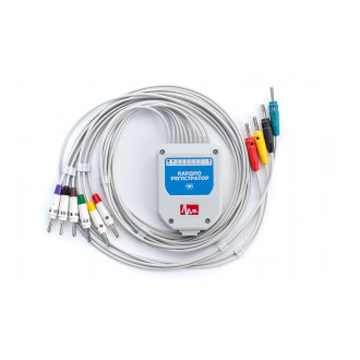 Компьютерный электрокардиограф КРП-01 в