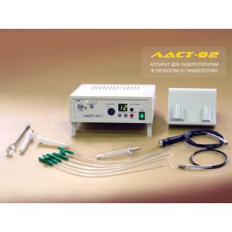 Аппарат «ЛАСТ-02» для лазеротерапии в урологии и генекологии в