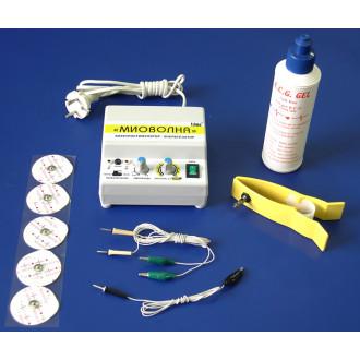 Аппарат «МИОВОЛНА» для двухканальной динамической электростимуляции в области лица и шеи в