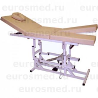 Массажная кушетка MedMebel №29 электропривод в