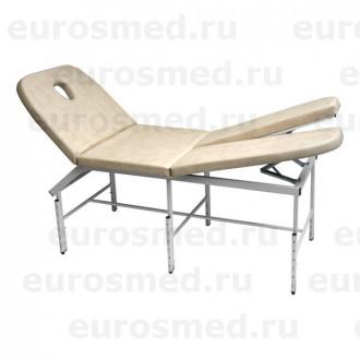Регулируемая массажная кушетка MedMebel №32 в