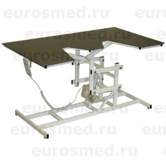Стол ветеринарный универсальный СВУ-17 для УЗИ и эхо процедур в