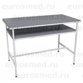 Стол ветеринарный СВУ-2 с рентгенпрозрачной столешницей и полкой под кассету в