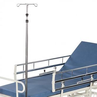 Штативы для внутривенных вливаний Lojer, монтируемые на оборудовании в