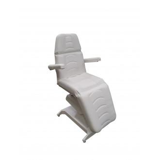 Косметологическое кресло Ондеви-1 с откидными подлокотниками в