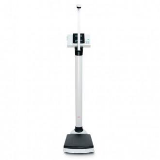 Весы медицинские платформенные с электронным ростомером seca 763 в