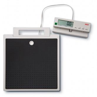 Весы медицинские напольные платформенные с выносным дисплеем seca 869 в