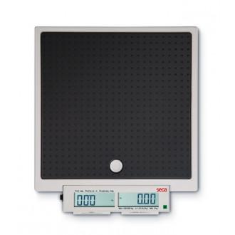 Весы медицинские напольные платформенные с двойным дисплеем seca 874 в
