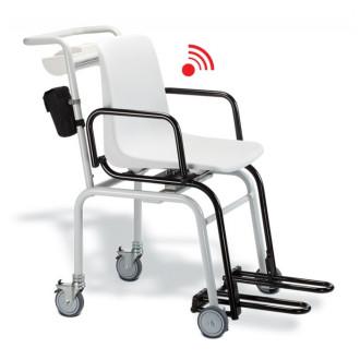 Медицинские беспроводные мобильные весы-кресло seca 954 в