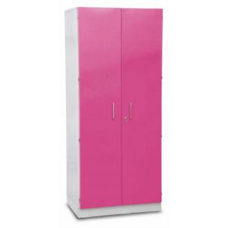 Шкаф медицинский высокий для хранения медикаментов (с полками, двухстворчатый) в