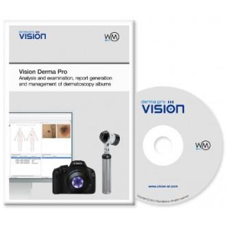 Программное обеспечение Vision Derma Pro в