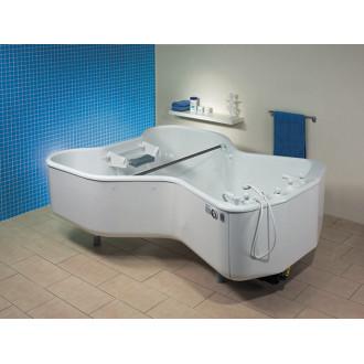 Медицинская ванна-бабочка Ergoform в