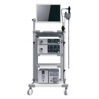 Видеоэндоскопическая система VME-2800 с режимом виртуальной хромоскопии (CBI) в