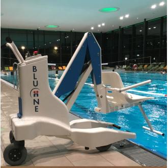 Мобильный подъёмник для бассейна DiGi BluOne в
