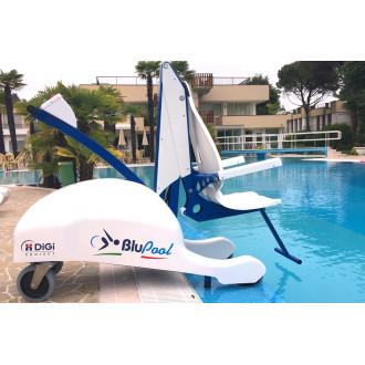 Мобильный подъёмник для бассейна BluPool  в