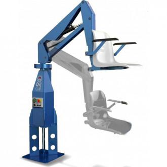 Стационарный подъёмник для бассейна DiGi F100 / F100M в