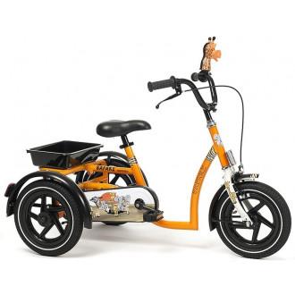 Трехколесный детский велосипед Vermeiren Safari (3-7 лет) в